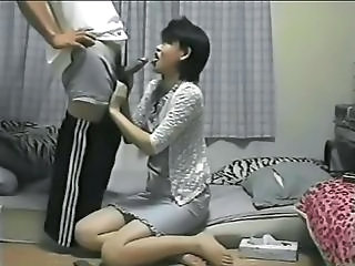 Amateur Asian Blowjob Clothed Girlfriend Homemade