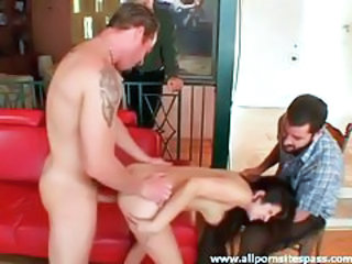He fucks shaved married pussy in cuck video tubes