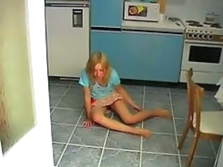Drunk Kitchen Teen Upskirt