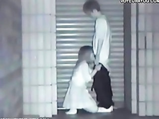 Hidden Camera Voyeur Outdoors Se...