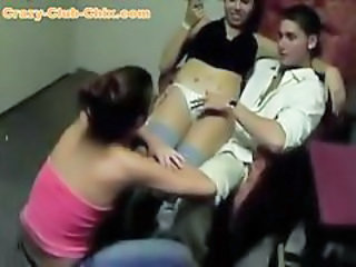 Amateur Party Teen