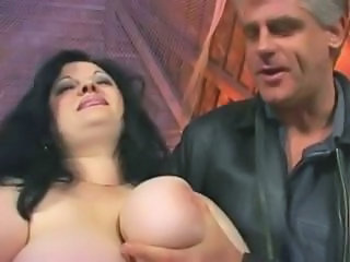 BBW Big Tits European German Mature Natural