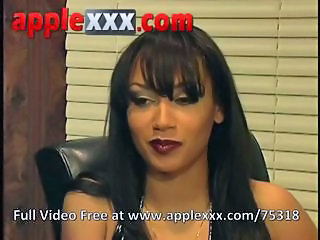 Extreme fervent desires coming true as this lewd brunette lesbian mistress overpowers her luscious ebony slave for fun.