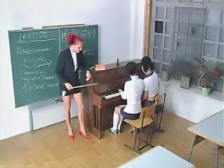 BDSM School spankin by Petseus