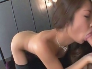 Asian Blowjob Creampie Japanese Skinny Stockings Teen