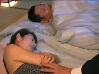 Asian Japanese Sister Sleeping Wife