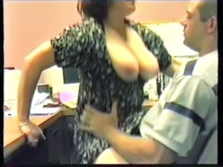Amateur Big Tits Natural Office Riding Secretary