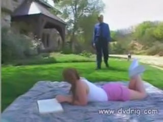 Babysitter Old and Young Outdoor Teen