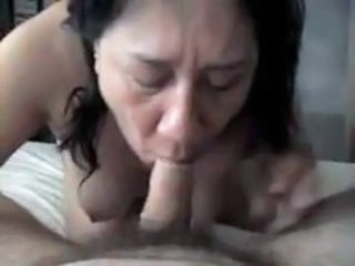 Amateur Blowjob Homemade Mature