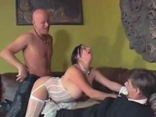 Bride Chubby Cuckold Hardcore Lingerie MILF Stockings