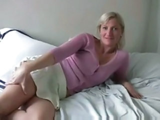 Amateur Homemade MILF Spanish Wife