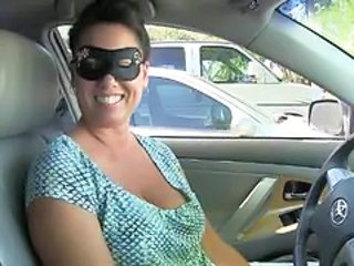 Amateur Car Gloryhole MILF