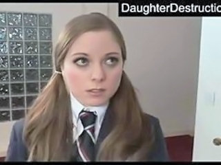 Pigtail Student Teen Uniform Young