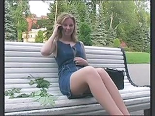 Amateur Outdoor Public Teen