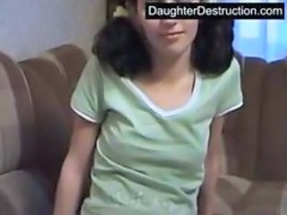 Amateur Daughter Teen Young
