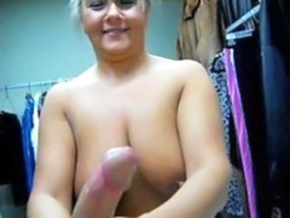 Amateur Handjob Pov SaggyTits Wife