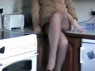Kitchen Legs Stockings