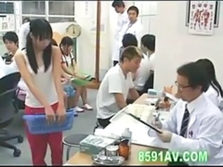 Asian Doctor Public School Teen