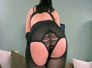 Ass Lingerie Pantyhose