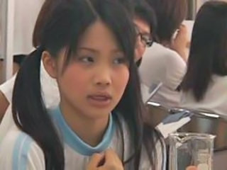 Asian Japanese Pigtail Teen Thai