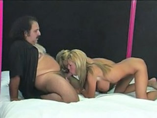 Blowjob Daddy Old and Young Sister Threesome Twins