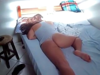 Amateur Ass Homemade MILF Sleeping