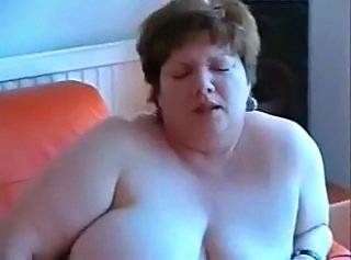 Amateur BBW Homemade Masturbating MILF