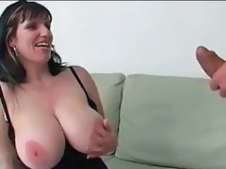 Big cock Big Tits Chubby MILF Natural