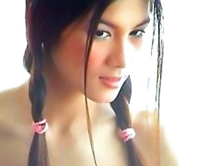 Asian Pigtail Teen Thai