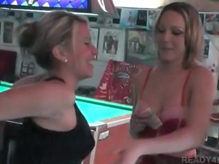 Blonde Cash Public Teen
