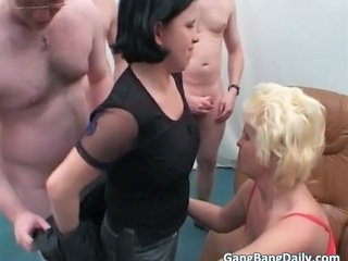 Amateur Groupsex Mature