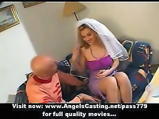 Bride Long hair MILF Uniform