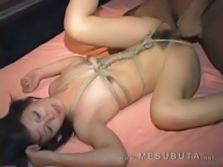 Asian Bondage Fetish MILF