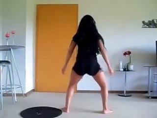 Dancing Webcam