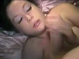 Amateur Cumshot Handjob Homemade Swallow Wife