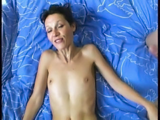 Amateur European French Mature Skinny Small Tits