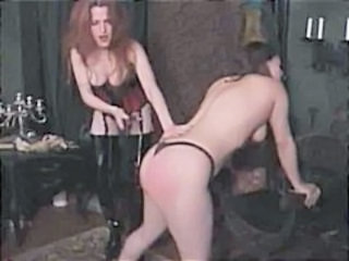 Butt Spanking Punished