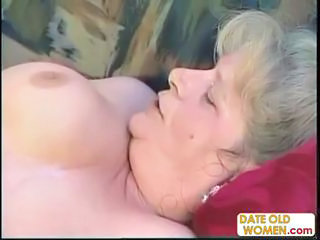 Chubby European German Mature