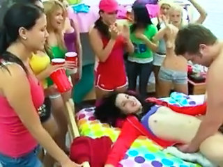 Drunk Party Student Teen
