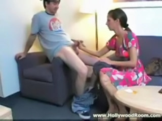 Amateur Handjob Mom Teen