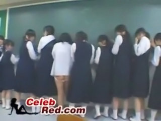 Asian Japanese School Teen