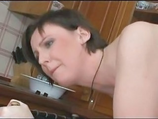 British Doggystyle European Kitchen Mature