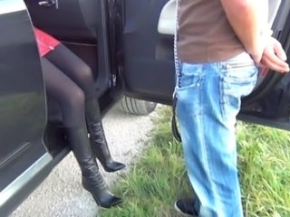 Car European German Outdoor Stockings