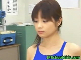 Asian Japanese Office Teen