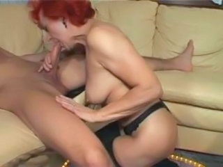 Blowjob Granny Panty Stockings