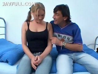 Amateur European German Jeans MILF