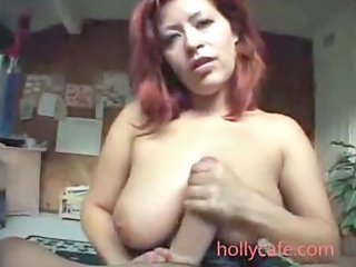 pov of latino sitting on dick and talking