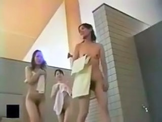 Asian  Japanese Showers Teen