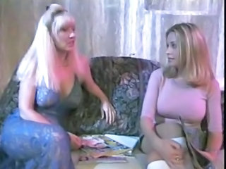 Big Tits Daughter Lesbian MILF Mom Natural Old and Young Teen Vintage