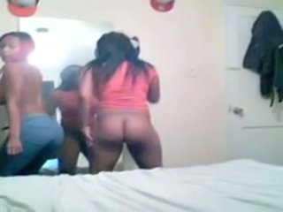 Dancing Ebony Webcam Young